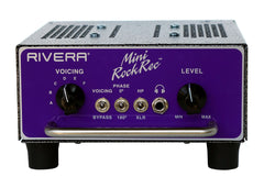 Rivera Mini RockRec Load Box/Speaker Emulation for Amps DEMO