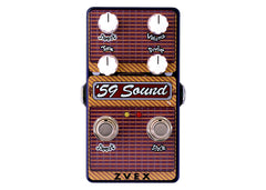 ZVEX Effects Vertical '59 Sound