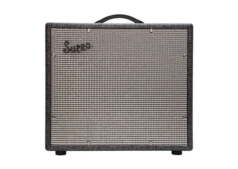 "Supro Black Magick 1790 1x12"" 75 Watts Extension Cabinet"