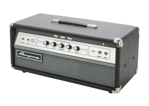 Ampeg Classic Series V-4B 100 Watts Amplifier Head Demo