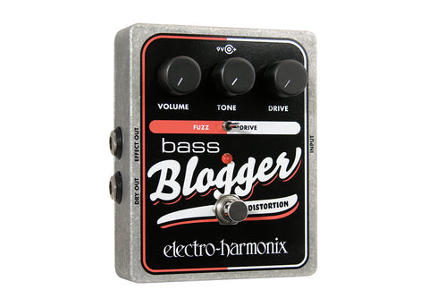 Electro-Harmonix Bass Blogger Distortion Gently Used