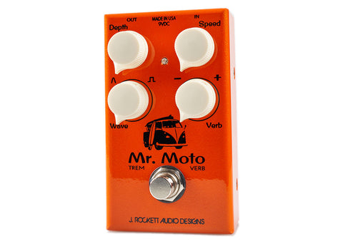 J. Rockett Audio Designs Mr. Moto Tremolo