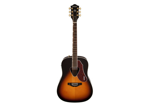 Gretsch G5024E Rancher Acoustic Guitar - Sunburst - 2714035500