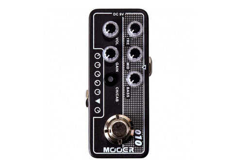 Mooer Audio Micro PreAmp 010