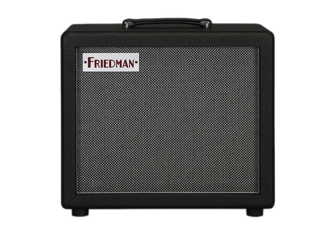 "Friedman Dirty Shirley Mini 65 Watts 1x12"" Closed Back Extension Cabinet"