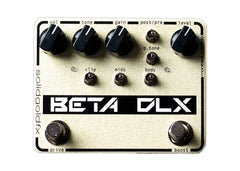 SolidGoldFX Beta DLX Bass Overdrive/Preamp Demo