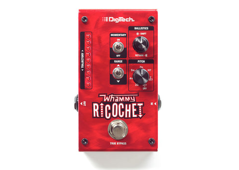 DigiTech Whammy Ricochet Pitch Shifter GENTLY USED