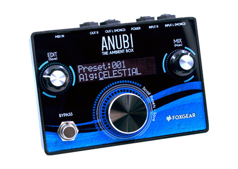 FoxGear Anubi Ambient Box Multi-Effects