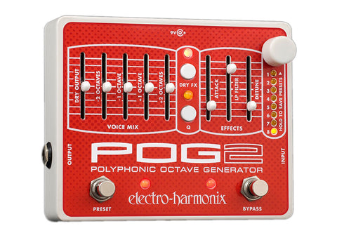 Electro-Harmonix POG 2 Pitch Shifter