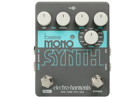Electro-Harmonix Bass Mono Synthesizer