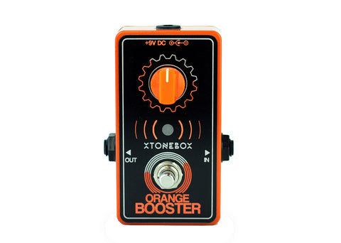 Xtonebox Boutique Orange Booster