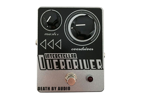 Death By Audio Interstellar Overdriver Overdrive