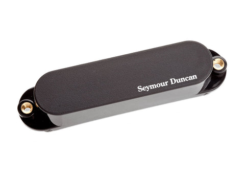 Seymour Duncan AS-1N Blackouts Strat Neck Pickup - Black Demo