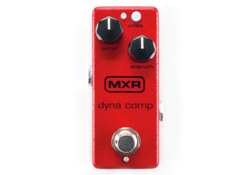MXR M291 Dyna Comp Mini Compressor Demo