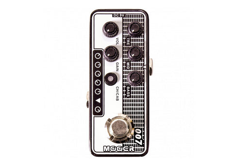 Mooer Audio Micro PreAmp 007
