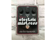 Electro-Harmonix Stereo Electric Mistress Flanger Gently Used