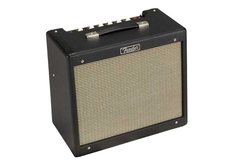 "Fender Hot Rod Series Blues Junior IV 1x12"" Tube 120V Amplifier - Black"