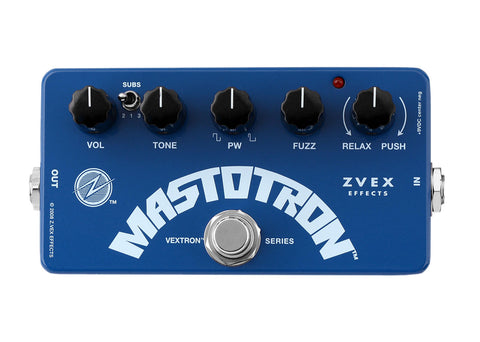 ZVEX Effects Mastotron Fuzz