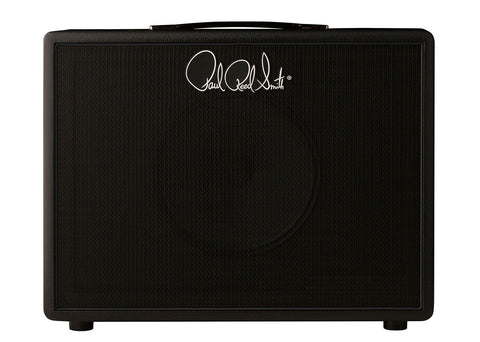 "Paul Reed Smith MT 1x12"" Closed Back Speaker Cabinet - Stealth w/ Closed Weave Black Grill Cloth"