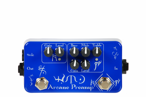 WMD Arcane Preamp Overdrive/Fuzz