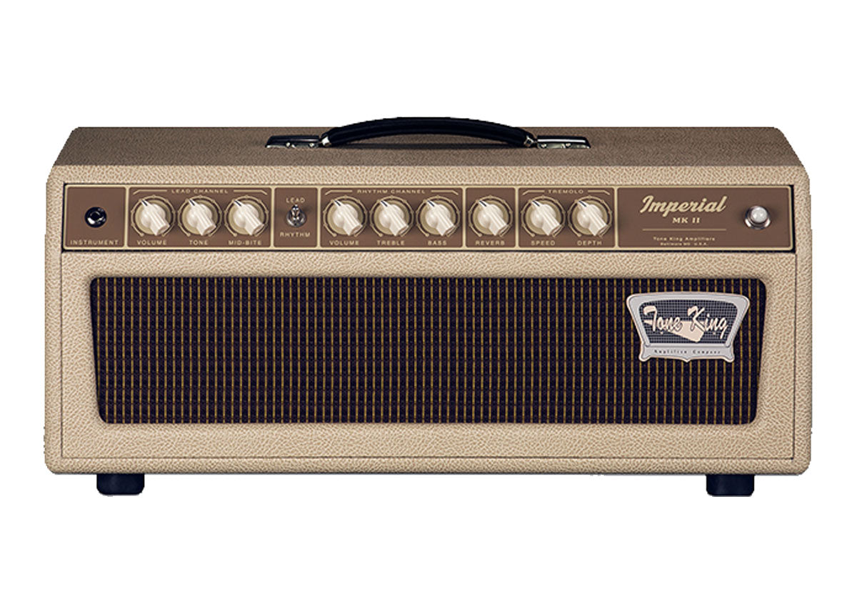 Tone King Imperial MKII Head 20w Turquoise