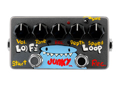 Zvex Effects LO-FI LOOP JUNKY Demo