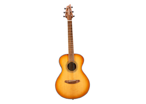 Breedlove Organic Signature Series Companion E Hollow Body Acoustic-Electric Guitar Laurel/Copper Burst - SNCP03ETEAM