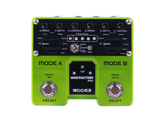 Mooer Audio Mod Factory Pro Dual Engine Modulation
