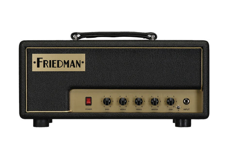Friedman Pink Taco 1-Channel 20 Watts Handwired Amplifier Head