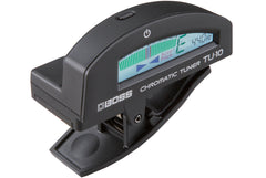 Boss TU-10 Clip-On Chromatic Tuner - Black Gently Used