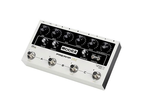 Mooer Audio Preamp LIVE
