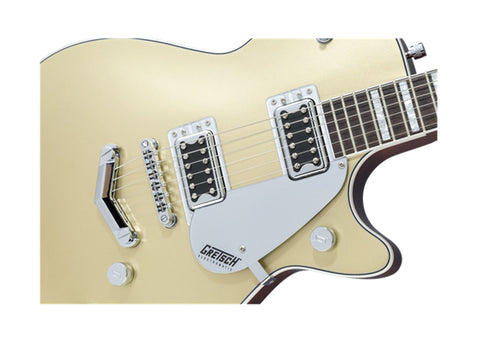 Gretsch G5220 Electromatic Jet BT Single-Cut w/V-Stoptail Electric Guitar - Casino Gold - 2517110579