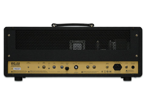 Friedman BE-50 Deluxe 50-Watt Tube Head