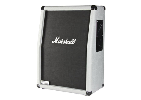 Marshall 2536A Silver Jubilee Slant 140 Watts Angled Speaker Cabinet