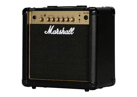 "Marshall MG15GR 15 Watt 1x8"" Combo Amplifier w/Reverb"