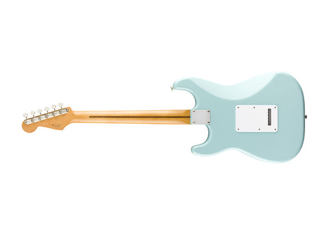 Fender Vintera '50s Stratocaster Modified Electric Guitar Maple/Daphne Blue - 0149962304