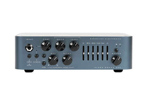 Darkglass Electronics Alpha Omega 500-Watt Bass Amp Head