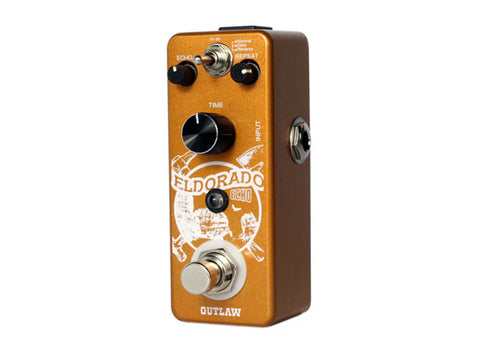 Outlaw Effects Eldorado 3-Mode Echo Demo