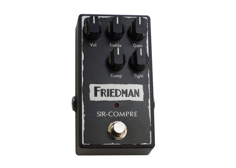 Friedman Amplification Sir-Compre Optical Compressor DEMO