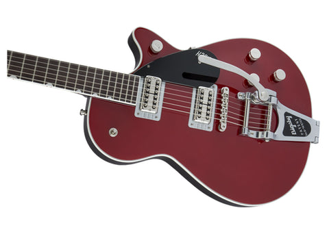 Gretsch G6131T Players Edition Jet FT w/Bigsby Electric Guitar - Firebird Red - 2402400845