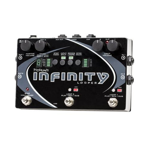 Pigtronix Infinity Looper Demo