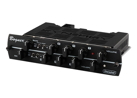 Synergy Bogner Uberschall Dual Channel Preamp Module