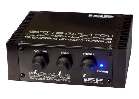 ISP Technologies Stealth Ultra-Lite Power Amplifier