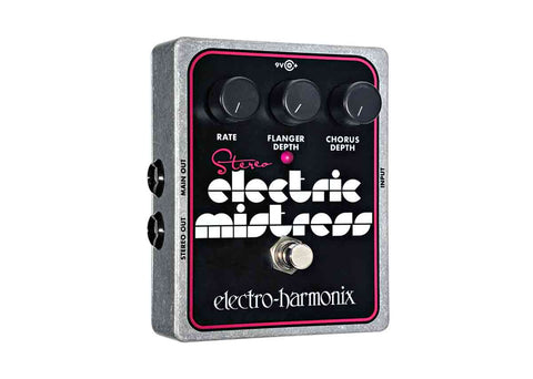 Electro-Harmonix Stereo Electric Mistress Flanger