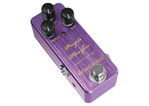 One Control Purple Plexifier Distortion DEMO