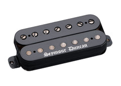 Seymour Duncan 7 String Black Winter Neck Pickup - Demo