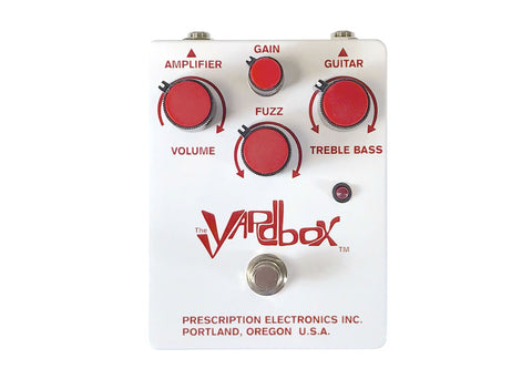Prescription Pedals The Yard Box Overdrive