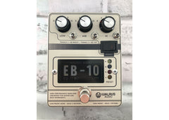 Walrus Audio EB-10 Preamp EQ Boost Cream Gently Used