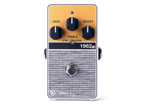 Keeley Electronics 1962X 2-Mode Limited British Overdrive