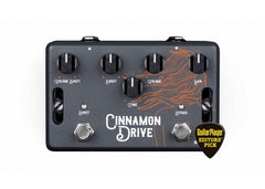 Aclam Cinnamon Drive Dual Stage Overdrive Pedal - Demo
